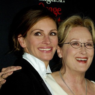 Julia Roberts, Meryl Streep in The Weinstein Company Presents The LA Premiere of August: Osage County