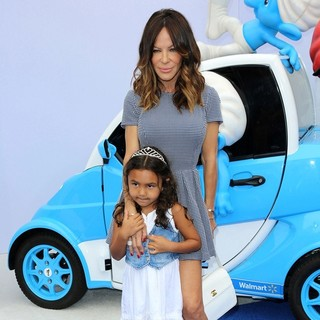 Robin Antin in The Los Angeles Premiere of The Smurfs 2 - Arrivals