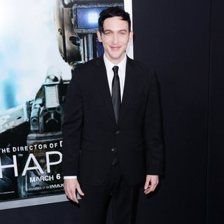 Robin Lord Taylor in World Premiere of Chappie - Red Carpet Arrivals