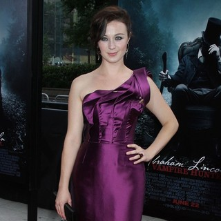 Robin McLeavy in The Premiere of Abraham Lincoln: Vampire Hunter