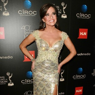Robin Meade in The 40th Annual Daytime Emmy Awards - Arrivals