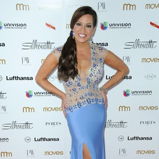 Robin Meade in New York Moves Magazine's 10th Anniversary Power Women Gala