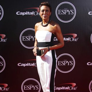 Robin Roberts (II) in 2014 ESPYS Awards - Arrivals