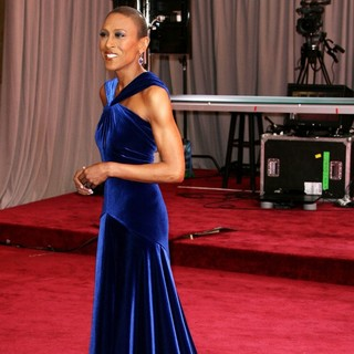 Robin Roberts (II) in The 85th Annual Oscars - Red Carpet Arrivals