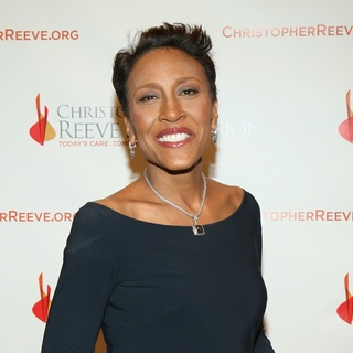 Robin Roberts (II) in Christopher and Dana Reeve Foundation's A Magical Evening Gala