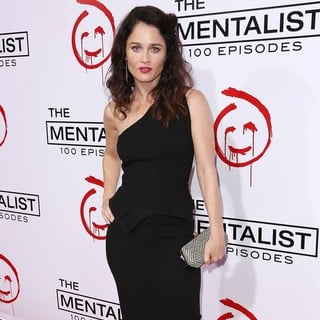 CBS Celebrates 100 Episodes of The Mentalist - Arrivals