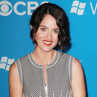 Robin Tunney in CBS 2012 Fall Premiere Party