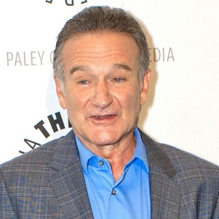 Robin Williams in The Paley Center for Media Presents A Legendary Evening with Robin Williams - Arrivals