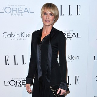 Robin Wright Penn in ELLE's 18th Annual Women in Hollywood Tribute - Red Carpet