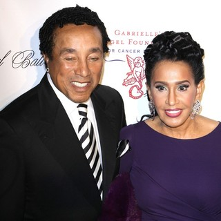 Smokey Robinson, Frances Gladney in The Angel Ball 2012