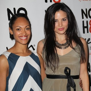Cynthia Addai-Robinson, Katrina Law in NOH8 Celebrity Studded 4th Anniversary Party - Arrivals