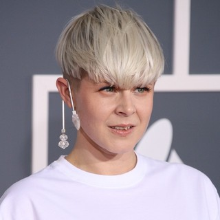 Robyn in 54th Annual GRAMMY Awards - Arrivals