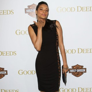 Rochelle Aytes in Lionsgate's Good Deeds Premiere