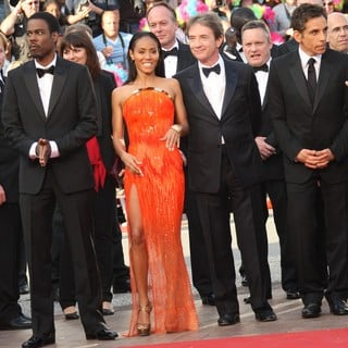Chris Rock, Jada Pinkett Smith, Martin Short, Ben Stiller in Madagascar 3: Europe's Most Wanted Premiere- During The 65th Cannes Film Festival
