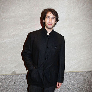 Josh Groban in Celebrities Performs at The Rockefeller Center Christmas Tree Lighting
