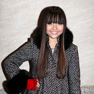 Charice in Celebrities Performs at The Rockefeller Center Christmas Tree Lighting