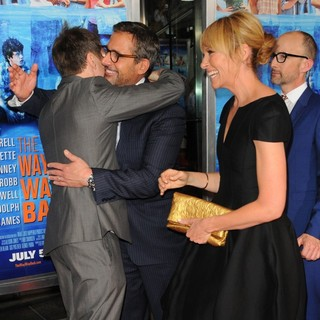 Sam Rockwell, Steve Carell, Toni Collette in New York Premiere of The Way, Way Back - Arrivals