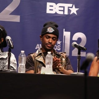 A$AP Rocky, Big Sean, Melanie Fiona in BET Awards 12 Nominations Press Conference