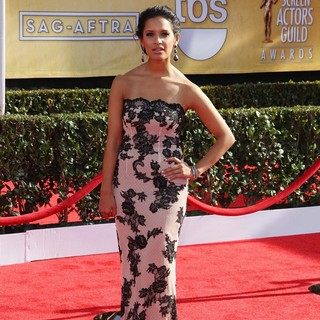 Rocsi Diaz in 19th Annual Screen Actors Guild Awards - Arrivals