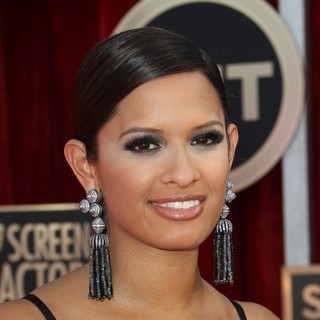 Rocsi Diaz in The 20th Annual Screen Actors Guild Awards - Arrivals