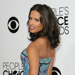 Rocsi Diaz in The 40th Annual People's Choice Awards - Arrivals