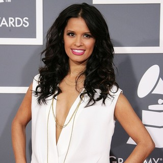 Rocsi Diaz in 55th Annual GRAMMY Awards - Arrivals