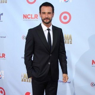 Rodrigo Santoro in 2012 NCLR ALMA Awards - Arrivals