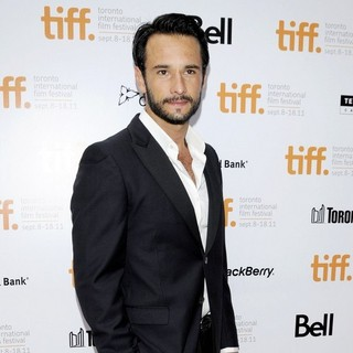 Rodrigo Santoro in 36th Annual Toronto International Film Festival - Machine Gun Preacher - Premiere Arrivals
