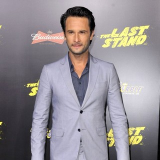 Rodrigo Santoro in The World Premiere of The Last Stand
