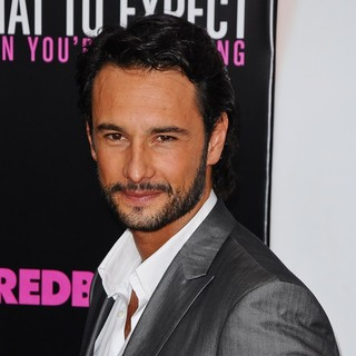 Rodrigo Santoro in What to Expect When You're Expecting New York Premiere