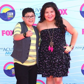 Rico Rodriguez in The 2012 Teen Choice Awards - Arrivals