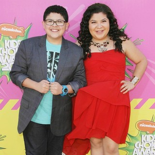 Rico Rodriguez in Nickelodeon's 26th Annual Kids' Choice Awards - Arrivals