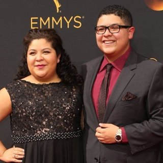 Raini Rodriguez, Rico Rodriguez in 68th Emmy Awards - Arrivals