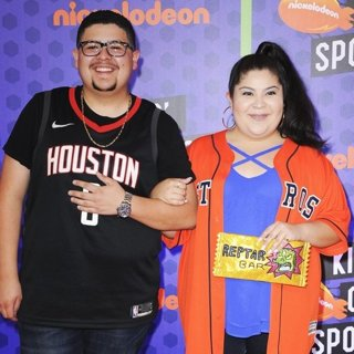Rico Rodriguez, Raini Rodriguez in Nickelodeon Kids' Choice Sports Awards 2018 - Arrivals