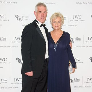 Grant Roffey, Julie Walters in IWC Schaffhausen Gala Dinner for 57th BFI London Film Festival