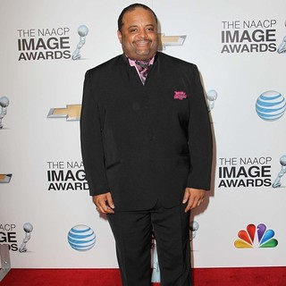 Roland S. Martin in The 44th NAACP Image Awards