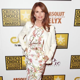 Roma Downey in 4th Annual Critics' Choice Television Awards