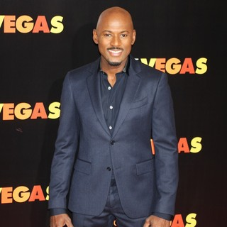Romany Malco in The Last Vegas New York Premiere