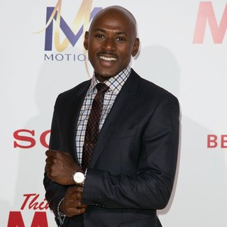 Romany Malco in Film Premiere of Think Like a Man Too
