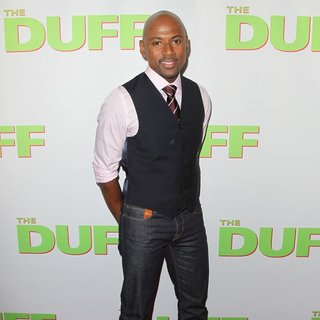 Romany Malco in Los Angeles Fan Screening of The DUFF - Red Carpet Arrivals