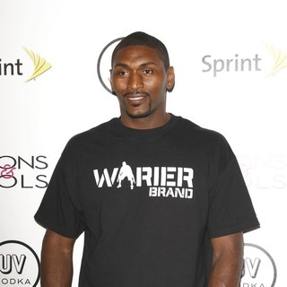 Ron Artest in In Touch Weekly's 4th Annual Icons and Idols Celebration