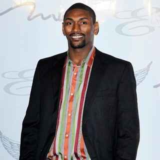 Ron Artest in Ron Artest Receive The Keys to The City of Las Vegas and Proclaim Ron Artest Day