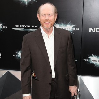 Ron Howard in The Dark Knight Rises New York Premiere - Arrivals