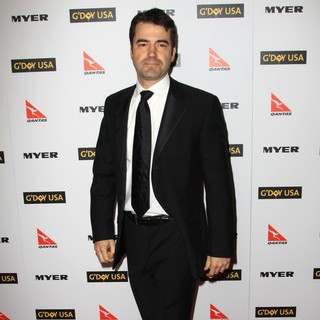 Ron Livingston in G'Day USA 2010 Black Tie Gala - Arrivals