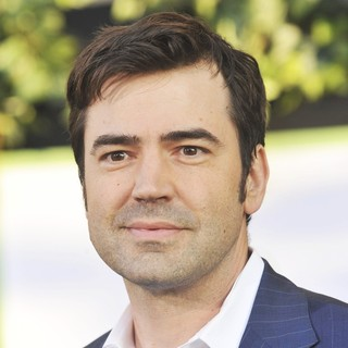 Ron Livingston in The World Premiere of The Odd Life of Timothy Green - Arrivals
