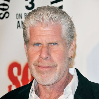 Ron Perlman in Screening of FX's Sons of Anarchy Season 4 Premiere