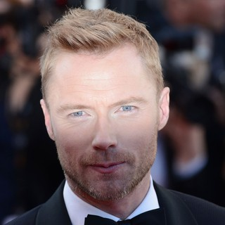 Ronan Keating, Boyzone in Killing Them Softly Premiere - During The 65th Cannes Film Festival