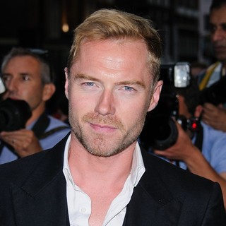 Ronan Keating, Boyzone in The GQ Men of The Year Awards 2012 - Arrivals