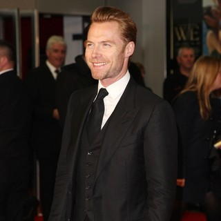 Ronan Keating in UK Premiere of W.E.