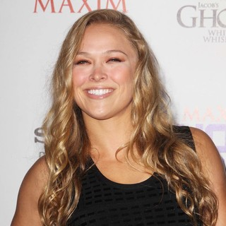 Ronda Rousey in The Maxim Hot 100 Party - Arrivals
